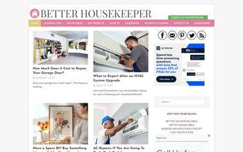 Guest Post on BetterHousekeeper.com