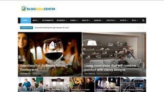 Guest Post on Blogroll Center | News