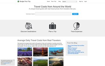 Guest Post on BudgetYourTrip.com