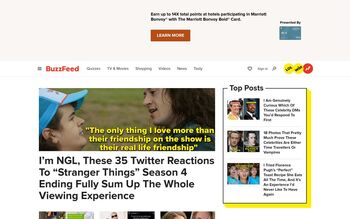 Guest Post on Buzzfeed