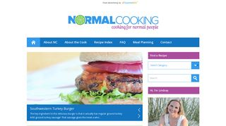 Guest Post on Normalcooking