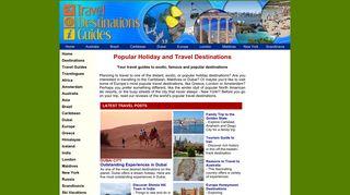Guest Post on Popular Destinations   Ho