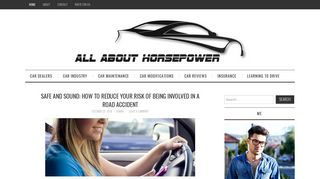 Guest Post on All About Horse Power