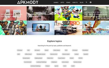 Guest Post on APKMody - Best site for M