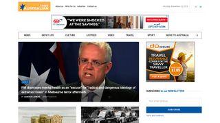 Guest Post on Australian Times News - F