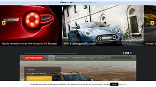 Guest Post on Auto Speed Market