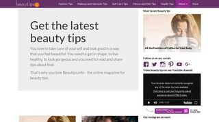 Guest Post on Beautips