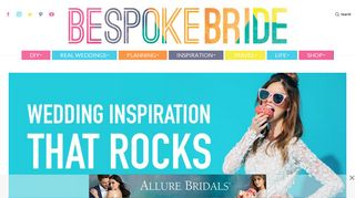 Guest Post on Bespoke bride