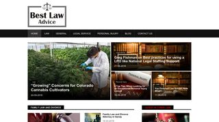 Guest Post on Best Law Advice Blog