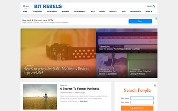 Guest Post on Bitrebels.com