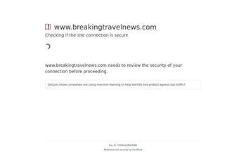 Guest Post on Breakingtravelnews.com
