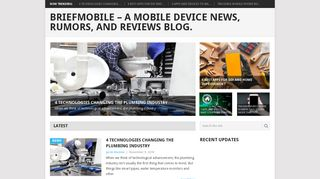 Guest Post on BriefMobile - A mobile de