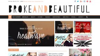 Guest Post on Brokeandbeautiful