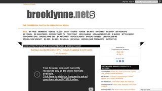 Guest Post on Brooklynne