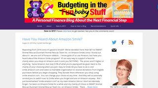 Guest Post on Budgetinginthefunstuff