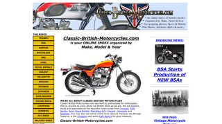 Guest Post on Classic-british-motorcycl