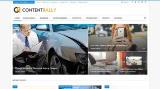 Guest Post on Content Rally - Your Citi
