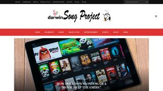 Guest Post on Darwin Song Project