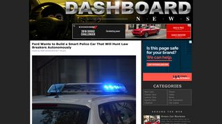 Guest Post on Dashboard News