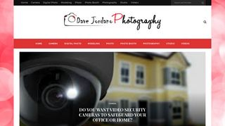 Guest Post on Dave Jordano Photography