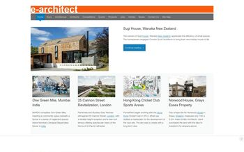 Guest Post on E-architect.co.uk
