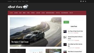 Guest Post on Car Reviews and Car News