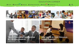 Guest Post on Education Corner