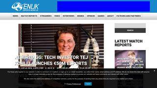 Guest Post on Esports News UK | Esports