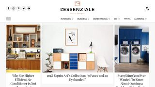 Guest Post on Essenziale-hd