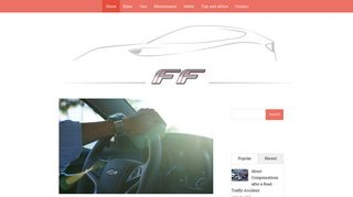 Guest Post on Ferrari Four