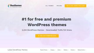 Guest Post on FlexiThemes - #1 in WordP