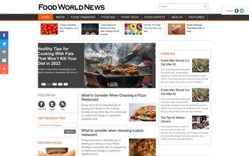 Guest Post on FoodWorldNews.com