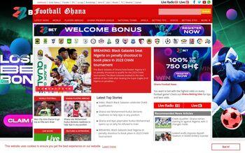 Guest Post on Footballghana.com