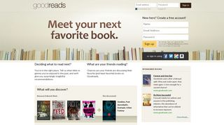 Guest Post on Goodreads
