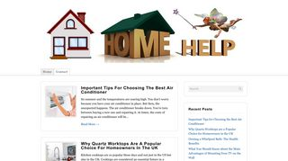 Guest Post on Home Help