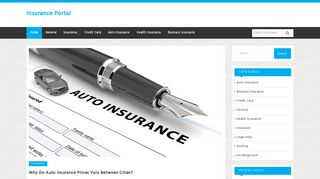 Guest Post on Insurance Portal