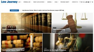 Guest Post on Law Journey