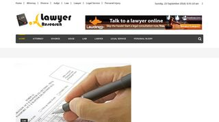 Guest Post on Law Ryre Search