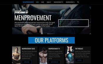 Guest Post on Menprovement.com