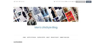 Guest Post on Menstyle1
