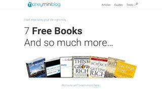 Guest Post on Moneyminiblog