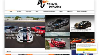 Guest Post on Muscle Cars News and Pict