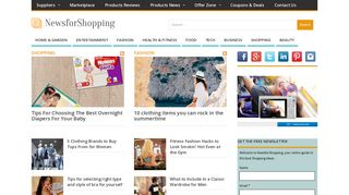 Guest Post on NewsforShopping - World S