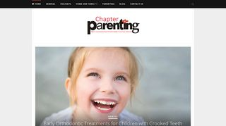 Guest Post on Parenting Chapter