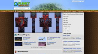 Guest Post on Planetminecraft