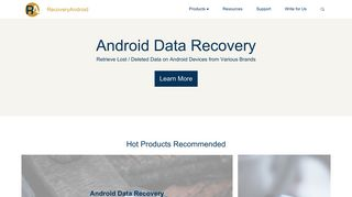 Guest Post on Recovery android