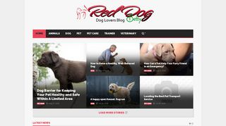 Guest Post on Red Dog Betty