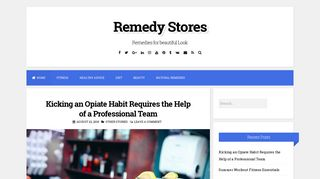 Guest Post on Remedy Stores ? Remedies