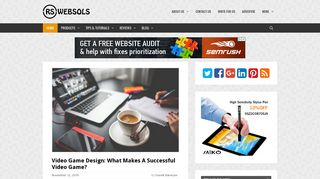 Guest Post on RS Web Solutions - Web Re