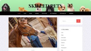 Guest Post on Skilled Pets